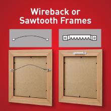 Wireback Sawtooth