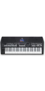 Yamaha PSR-SX600 Digital Keyboard - Teclado digital de ...