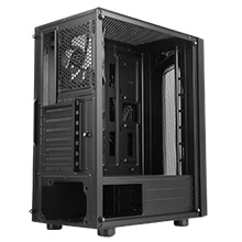 Up to 240mm Radiator, Mount up to 8 fans
