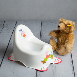 Peppapigsteady Potty With Non Slip Feet Peppa Pig