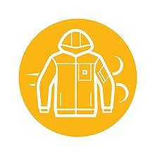 carhartt, mens, fleece, jacket, work