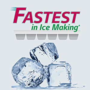Fastest in Ice Making