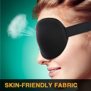 Skin-friendly eye mask