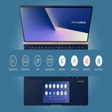 UX434 ScreenPad