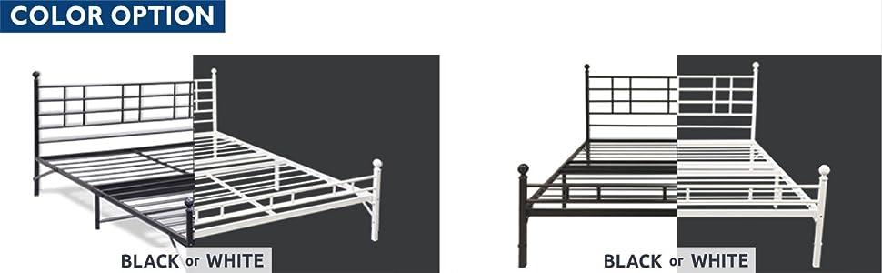 Amazon.com: Best Price Mattress Queen Bed Frame - 12\