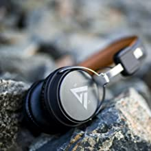 Boult Flex,Boult Audio,Wireless Headphones,Pro Acoustics,Long Battery life, Protein Leather, overEar