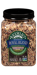 RiceSelect Royal Blend Rice