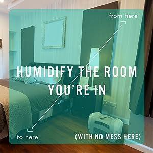 Evap40 Whole Room Evaporative Vortex Humidifier Humidify The Room You're In
