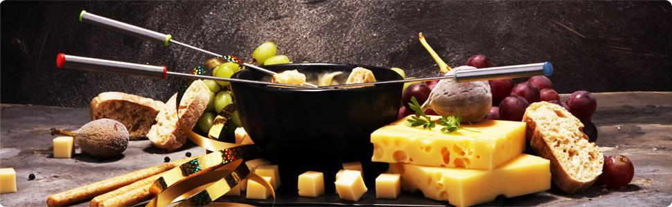 fondue forks