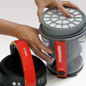 Polti PAEU0280 Filtro Poliéster para aspirador Forzaspira: Amazon.es: Hogar
