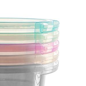 Bañera de cubo para bebés tummy tub®: la original, con ...