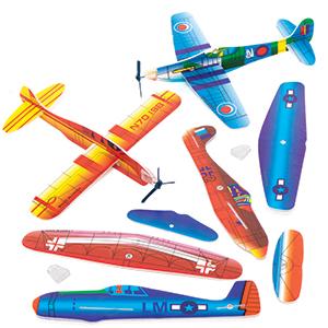 Vliegende zweefvliegtuigen