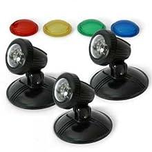 LED pond lights;danner;
