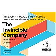 invincible company, osterwalder, alex osterwalder, alexander osterwalder, strategyzer