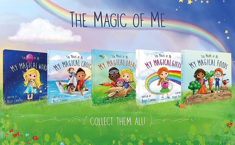 the magic of me series