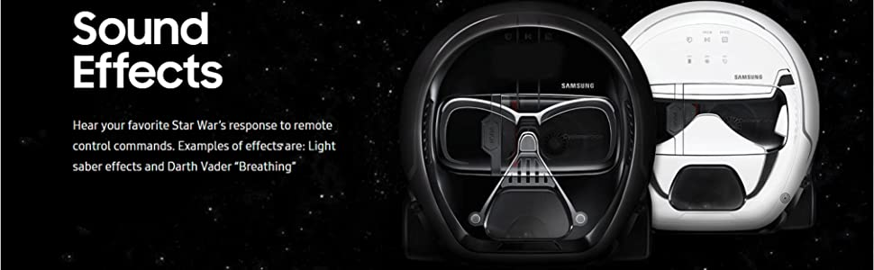 Samsung POWERbot Star Wars, Review of Samsung POWERbot Star Wars Limited Edition – Stormtrooper