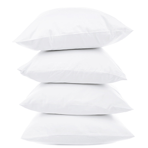 pillow insert; pillow form; cushion; euro pillow, pillow filler; sham pillow