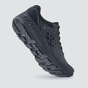 cdd4840486e Amazon.com | Shoes For Crews Men's Swift II Slip Resistant Sneaker ...