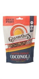 Coffee Crunch Coconola