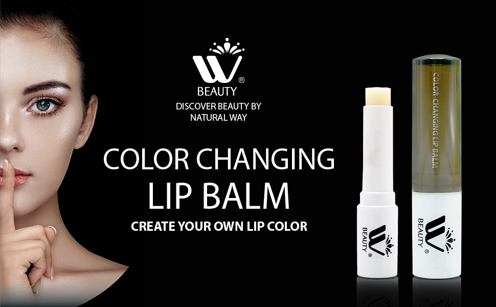 WBM Care Color Changing Balm- Repair Moisturize Sustain Yo and Genuine