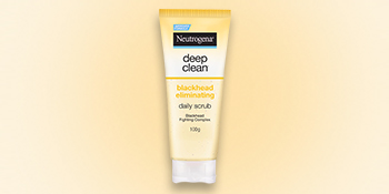 scurb; face scrub; Neutrogena face scrub; neutrogena daily blackhead scrub; blackhead scrub
