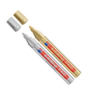 750, edding, marcador, industrial, colores, opaco, permanente, oficina