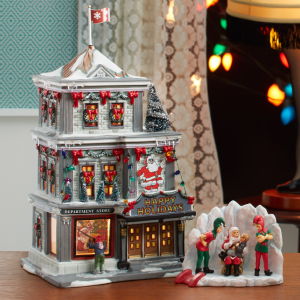 Department 56 A Christmas Story Village Themed Decor