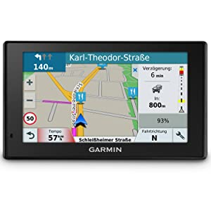 garmin drive smart 51 lmt d eu navigationsger t europa. Black Bedroom Furniture Sets. Home Design Ideas