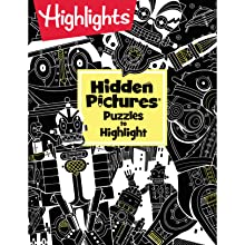 Hidden Pictures Puzzles to Highlight - Jumbo Book Of Hidden Pictures® (Highlights Jumbo Books & Pads)