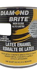 80000 Series Diamond Brite Latex Gloss Enamel