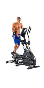 Nautilus Fitness Elliptical Trainer Performance Series Indoor Equipment Cardio Workout E618