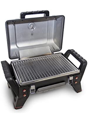 portable;gas;grill;tail;gate;tailgate;tabletop;infrared;camping;rugged;parking;lot;large;high;heat