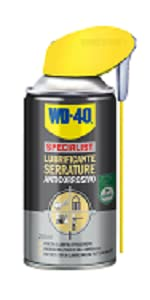 Sbloccare serrature, lubrificare serrature, lubrificare cilindro, sbloccare cilindro