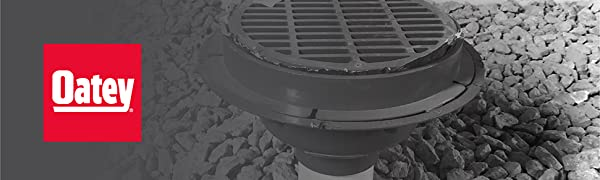 Oatey Commercial Drains