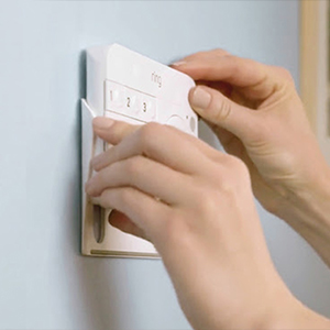 install keypad ring alarm