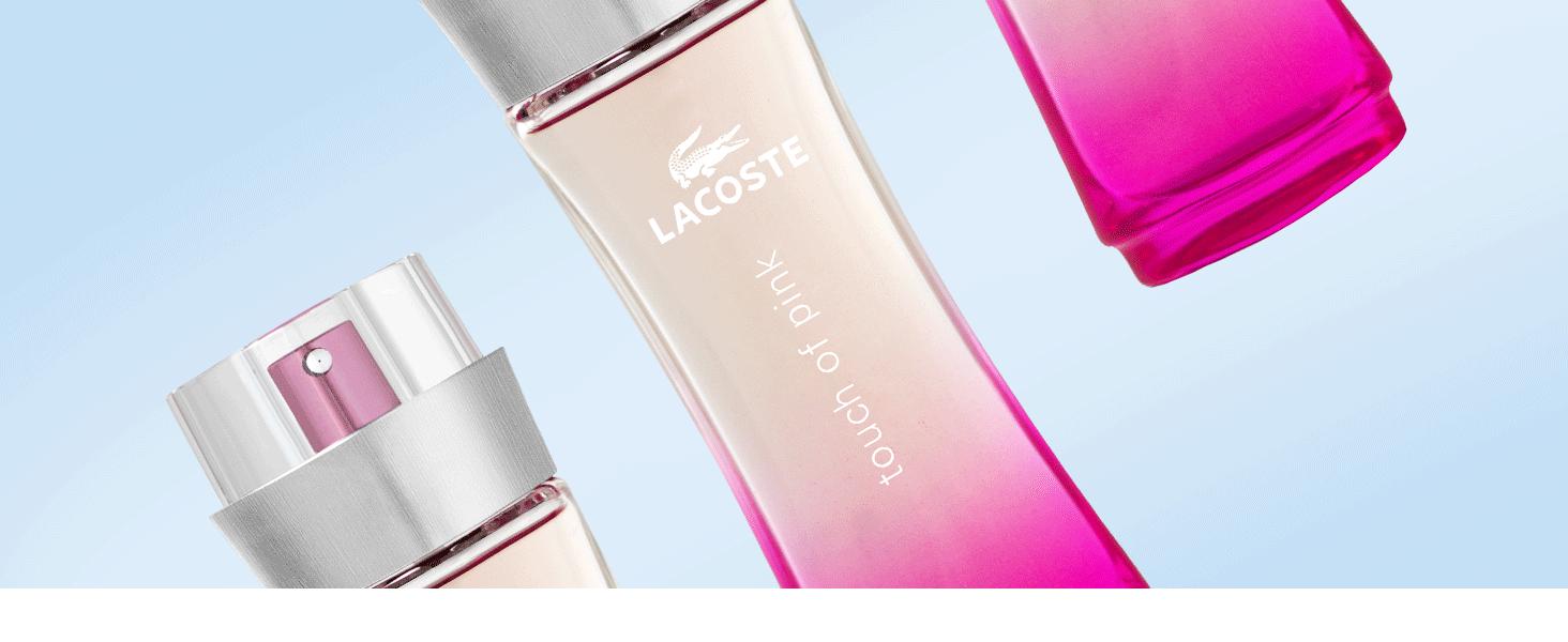Lacoste Touch of Pink Eau de Toilette