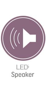 LED+ Speaker