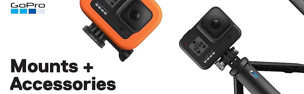 GoPro Mounts + Accessories Header