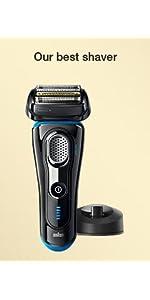 Braun Series 9 9240s shaver