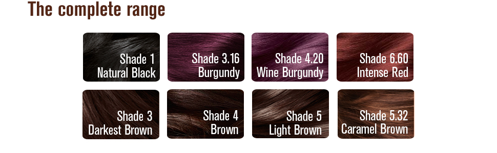 hair color; color naturals