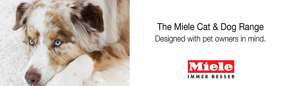 miele cat and dog instruction manual
