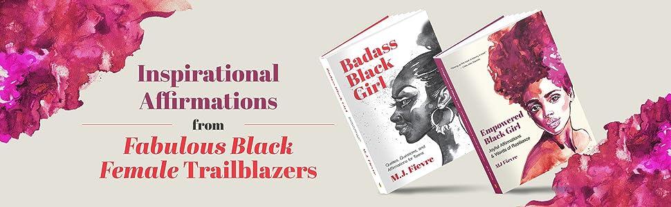 black girls books for kids;books for black girls;affirmation journal;daily affirmations for women
