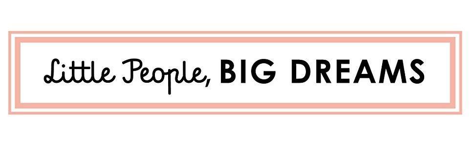 Little People, Big Dreams Logo