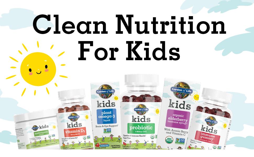 kids probiotics