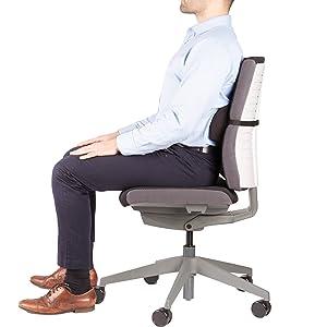 silla, respaldo, respaldo, respaldo, respaldo, respaldos, apoyo de espalda, lumbar, becarios, ergo, ergonomía