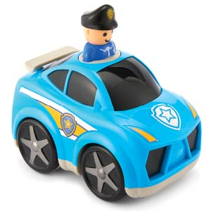 push n go, vehicle, floor play, no batteries needed, racing car, fire truck, police car, toddler toy