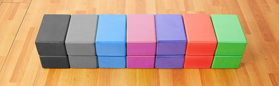 BalanceFrom GoYoga 7-Piece Set