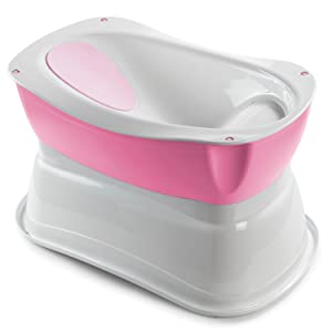 Right Height Bath Tub (Pink)