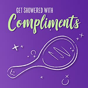 Get showered with compliments