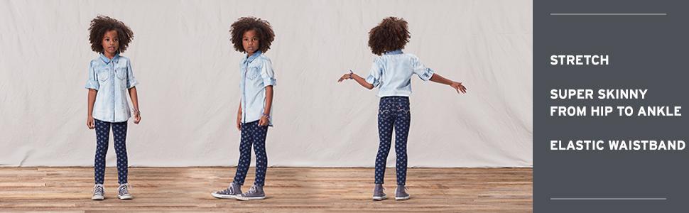 levis girls legging